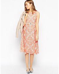 Sugarhill Liza Dress - Lyst