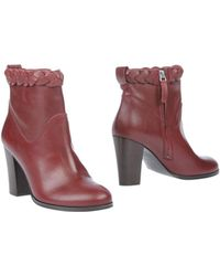 Paul & Joe Ankle Boots - Lyst