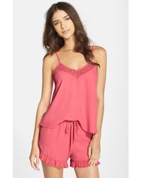 Band Of Gypsies   Lace Cami   Lyst