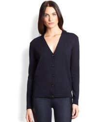 Tory Burch Madison Cardigan - Lyst