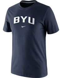 Nike Ncaa Brigham Young University - Lyst