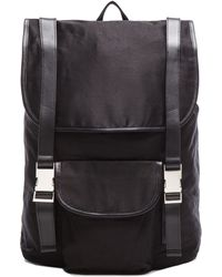 A.P.C. Mens Gi Backpack - Lyst