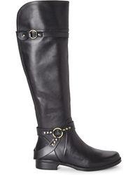 Ellen Tracy - Black Bedford Boots - Lyst