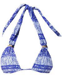 ViX Carioca Bia Tube Bikini Top - Lyst
