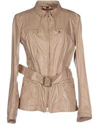 Geospirit Jacket beige - Lyst
