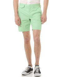 Marc By Marc Jacobs - Harvey Twill Shorts - Lyst