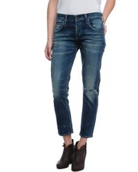 Citizens of Humanity Cropped Emerson Jeans - Lyst