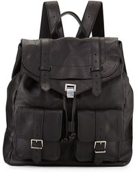 Proenza Schouler - Ps1 Extra-Large Leather Backpack - Lyst