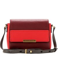 Marc By Marc Jacobs Katie Leather Shoulder Bag - Lyst