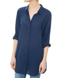 MiH Jeans The Oversize Shirt - Lyst