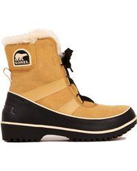 Sorel Tivoli Ii Waterproof Boots in Curry - Lyst