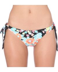 Seafolly Kimono Floral-print Bikini Briefs - Lyst