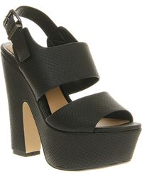 Office Jammy Demi Wedge Sandal - Lyst