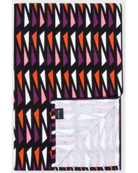 Paul Smith | Pink Triangle Pattern Towel | Lyst