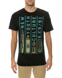 Volcom The Stone Supplies Tee - Lyst