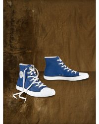 Denim & Supply Ralph Lauren Redding Denim High-top Sneaker - Lyst