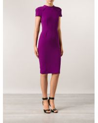 Roland Mouret Timarcha Dress - Lyst