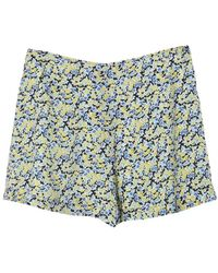 Equipment - Floral Lewis Shorts - Lyst