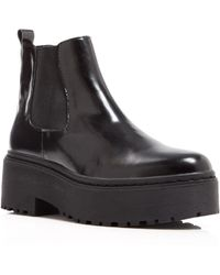 Jeffrey Campbell Booties - Universal Lug Sole - Lyst