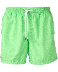 Fedeli - Classic Swimming Shorts - Lyst