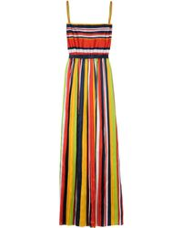 DSquared² Long Dress multicolor - Lyst