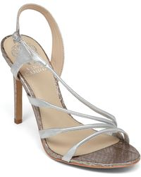 Vince Camuto Tiernan Leather Sandals - Lyst