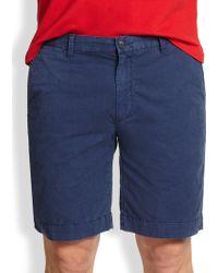 Polo Ralph Lauren Newport Straight-Fit Chino Shorts - Lyst