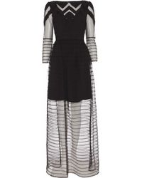 Temperley London Long Angelina Dress - Lyst