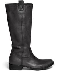 Fiorentini + Baker Effie Eternity Leather Boots - Lyst