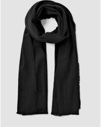 4280193a12f Lyst - Men s AllSaints Scarves and handkerchiefs Online Sale