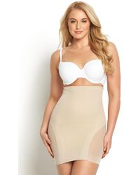 Miraclesuit Sexy Sheer Hi Waist Slip - Lyst