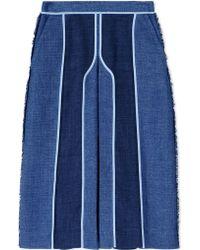 Acne   3/4 Length Skirt   Lyst