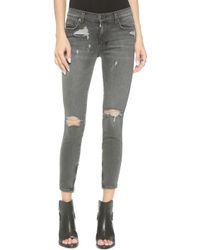 Ksubi Spray On Jeans - Carbon Black gray - Lyst