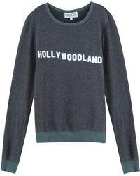 Wildfox | Hollywoodland Sweater | Lyst
