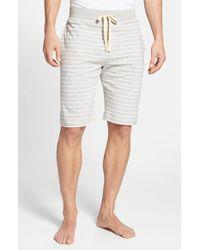 Polo Ralph Lauren Men'S Stripe Cotton Lounge Shorts - Lyst