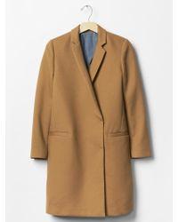 Gap - Classic Coat - Lyst