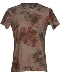 Centoquattro - T-shirt - Lyst