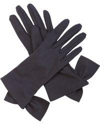 Cornelia James - Imogen Merino Wool Gloves - Lyst