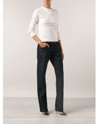 Jil Sander - Relaxed Jeans - Lyst