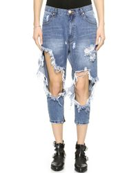 One Teaspoon Ford King Pin Jeans - Ford - Lyst