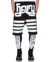 Ktz Shorts with Leggings - Lyst