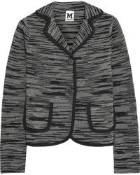 M Missoni Jacquard-knit Jacket - Lyst