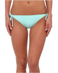 Roxy Tie Side Separate Bottom - Lyst