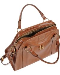 Marc Jacobs Brown Handbag - Lyst