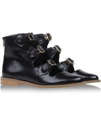 F-Troupe Ankle Boots - Lyst