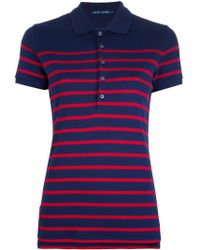 Ralph Lauren Blue Label Blue Polo - Lyst