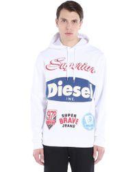 Diesel White S-Khloe - Lyst