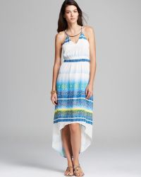 Charlie Jade Blue Dress Felicity - Lyst