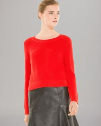 Sandro Sweater Serie Knit - Lyst