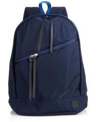 Folk - Zip-Fastening Nylon Backpack - Lyst